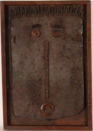 1061: Pat Williams. Metal Face.
