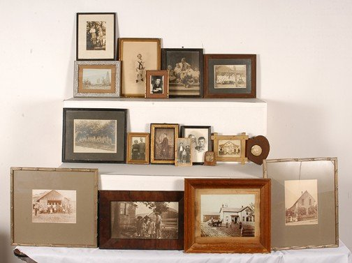 1065: Old Family & Rural Scene Photos.