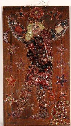 1080: Baltimore Glassman. Santa Claus.