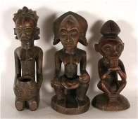 1242: Baga Nimba, Maternity Figure & Cup Bearer.