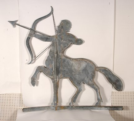 Centaur Weathervane.