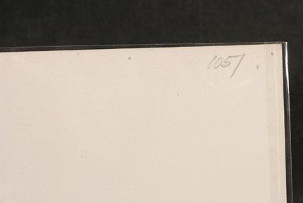 Eugene Von Bruenchenhein. Inventory, 7775. - 3