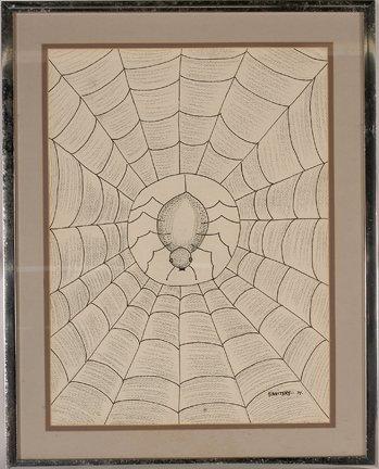 950: Jack Savitsky. Spider Web.
