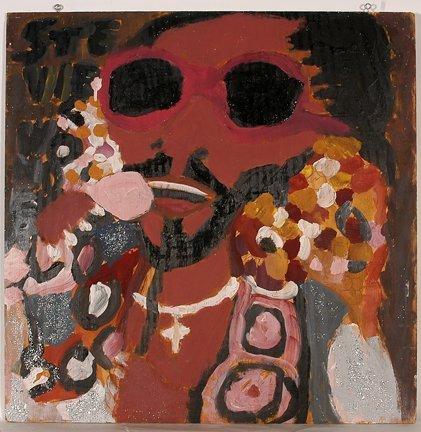 967: Artist Chuckie Williams. Wonder & Redding.