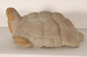 Tim Lewis. Large Box Turtle.