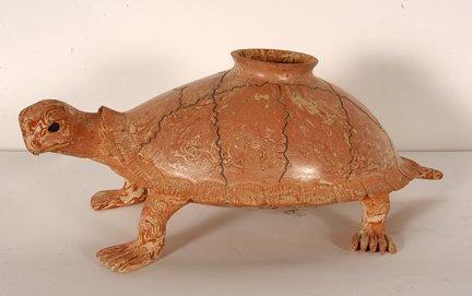 837: Nicholas Ortiz. Desert Tortoise Effigy.
