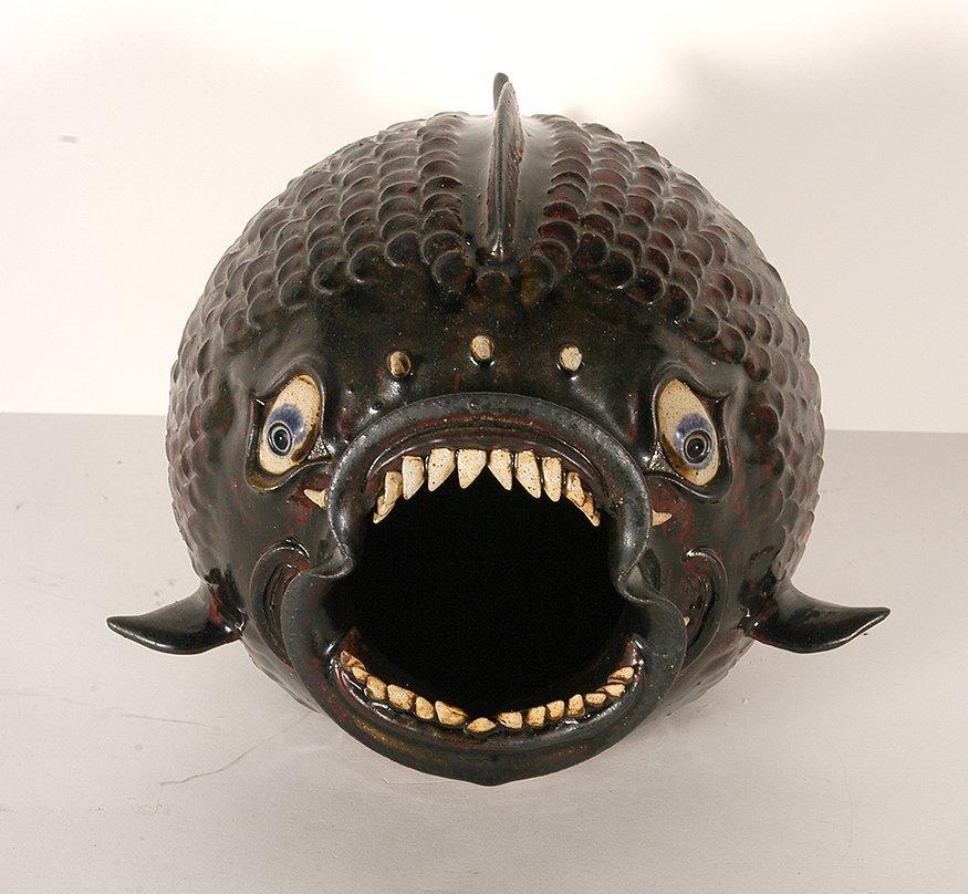 Roger Corn.  #9 Horny Head Fish. - 2