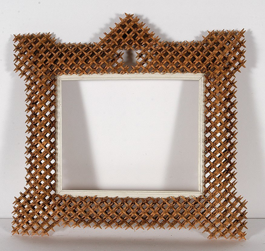 Small Crown Of Thorns Frame