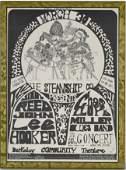 Stan Miklose Concert Poster 1967