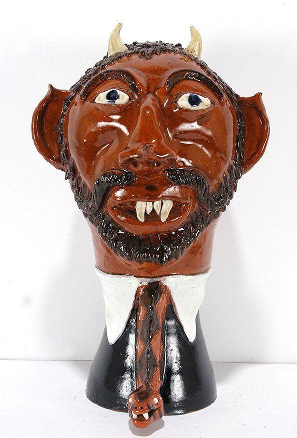 Albert Hodge. Soul Man Wig Stand.