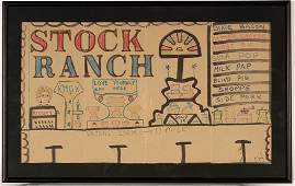 Lewis Smith. Stock Ranch.