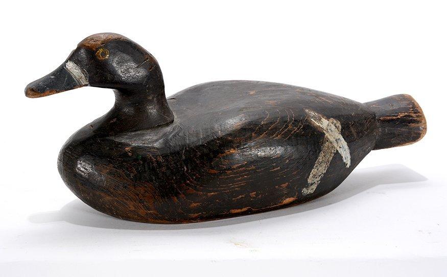 Nova Scotia Maker. Small Size Bluebill Hen.
