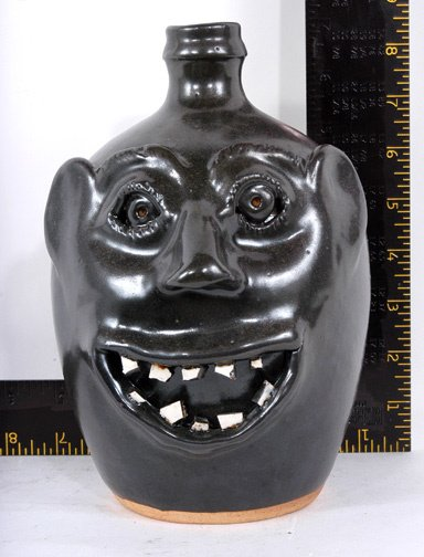 14: R. Armfield Smiling Face Jug