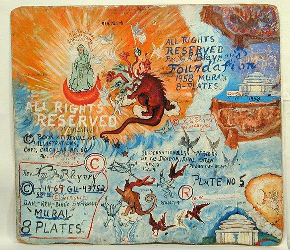 230: Rev. William Blayney Dragon Devil Satan