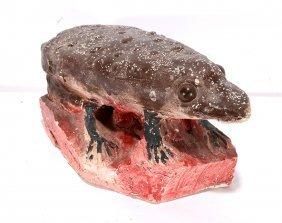 James Son Ford Thomas. Sparkling Toad.