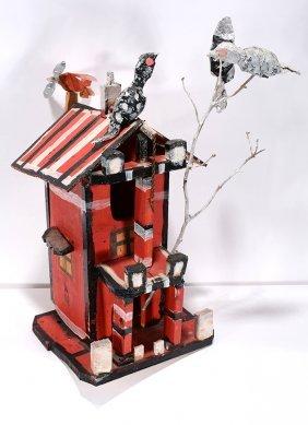 Willie Massey. Bird House.