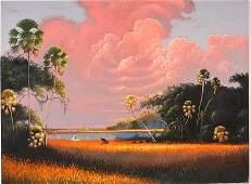 Johnny Daniels - Highwaymen. Wild Hogs On Marsh.