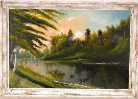 Horace Foster - Highwaymen-style. Inland Fl Waterway.