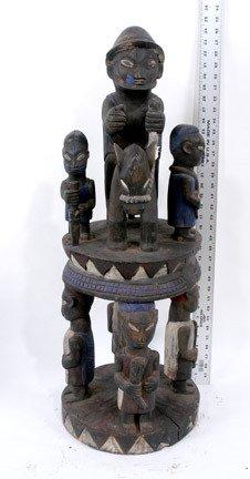 21: Yoruban Shrine