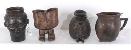 155 Collection of African Cups