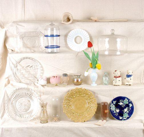 707: Older Glass Items