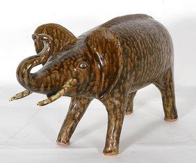 Joe Reinhardt. Elephant.