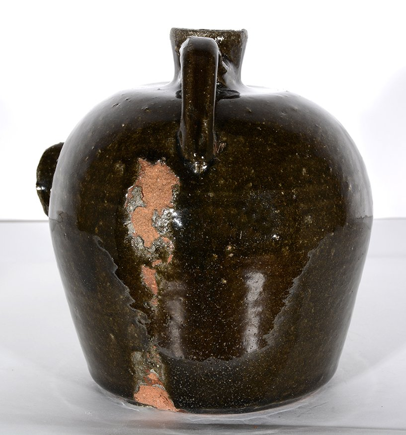Lanier Meaders. Vango Face Jug. - 5