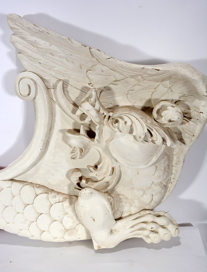 Carmel Company. Carousel Dragon Chair Side - 3