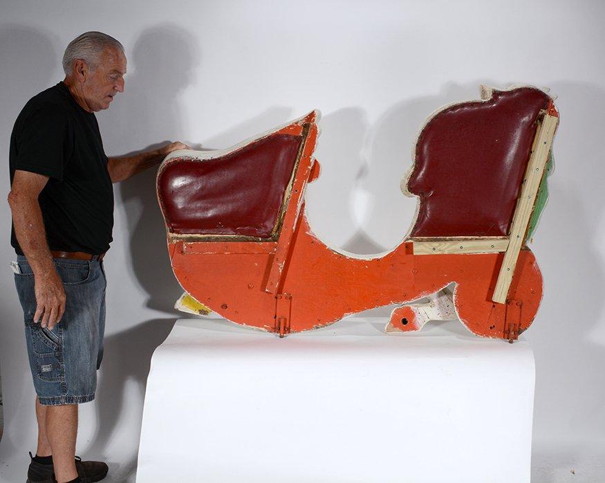 Carmel Company. Carousel Dragon Chair Side - 5