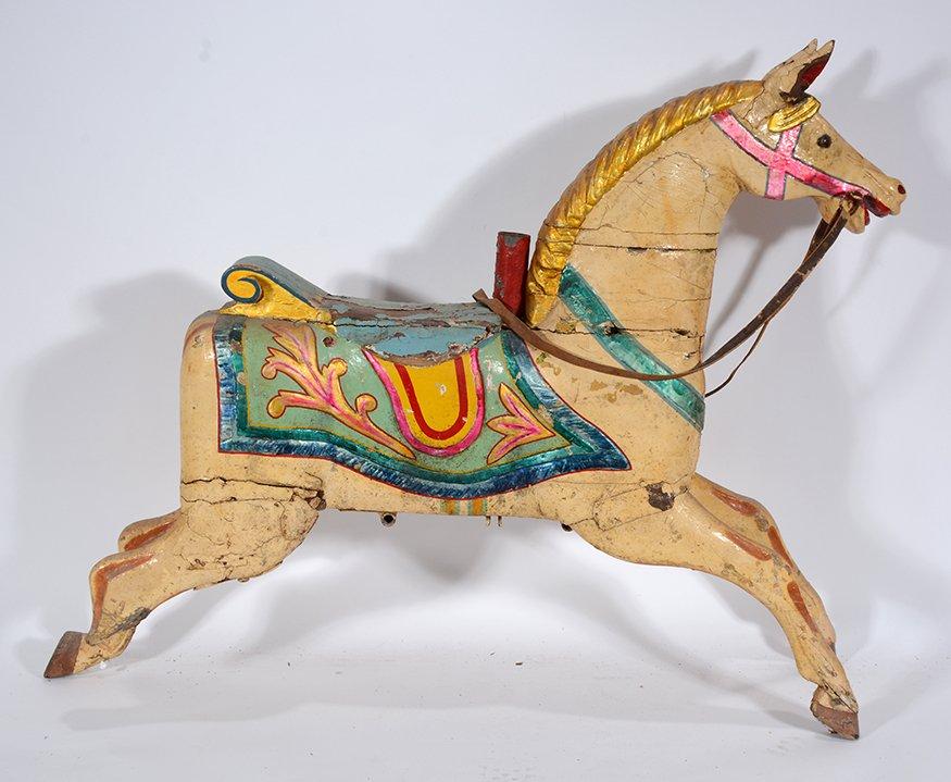 English Carousel Horse. Wayne.