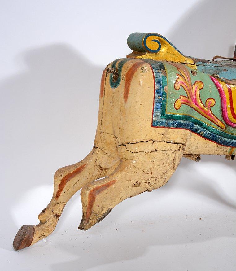 English Carousel Horse. Wayne. - 2