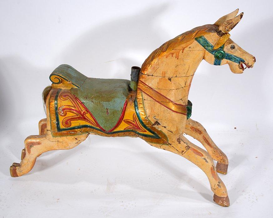 English Carousel Horse. Mathew. - 6