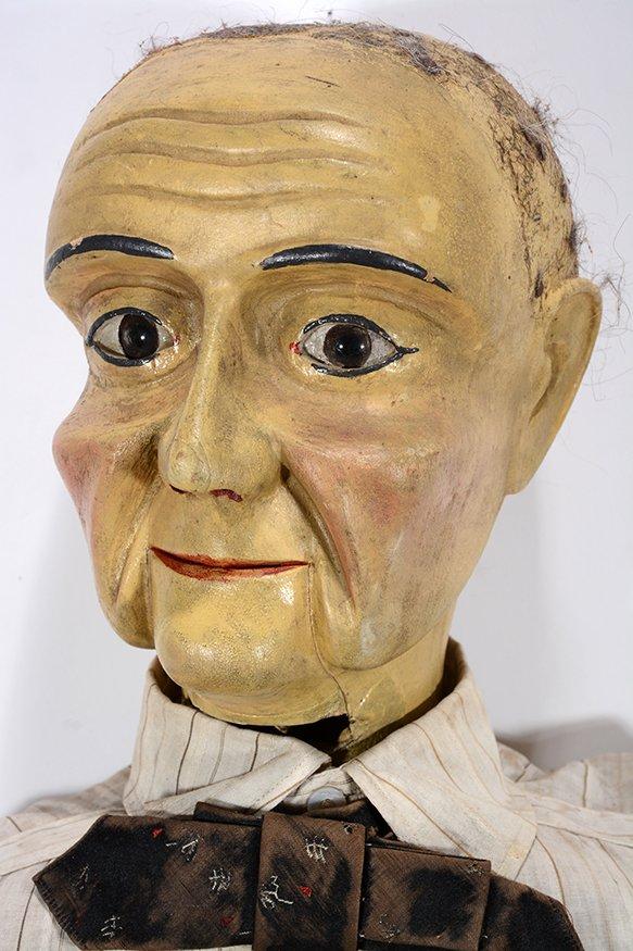 Ventriloquist Dummy Old Man. - 3