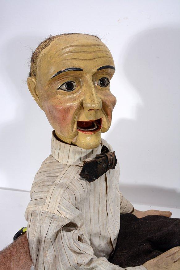 Ventriloquist Dummy Old Man. - 5