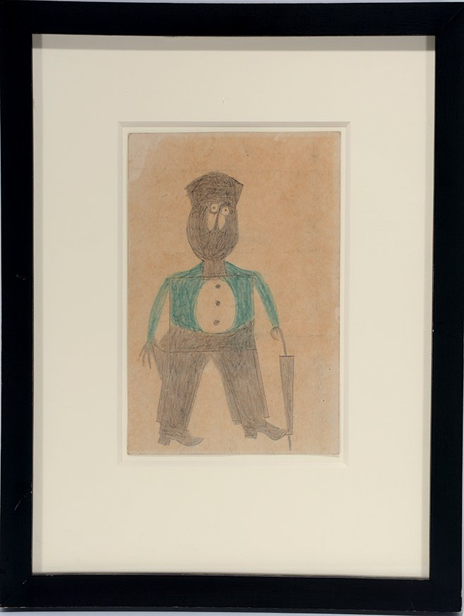 Bill Traylor. Preacher...Hat...Beard...Cheeks. - 2