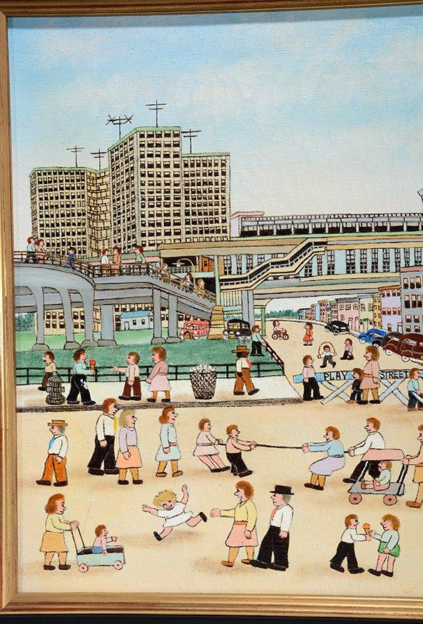 Vestie Davis. Coney Island. - 3