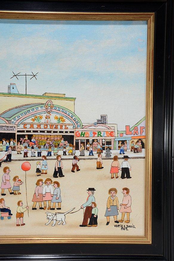 Vestie Davis. Coney Island. - 6