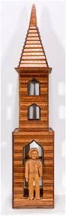 Howard Finster. Cyrpus Bell Tower.