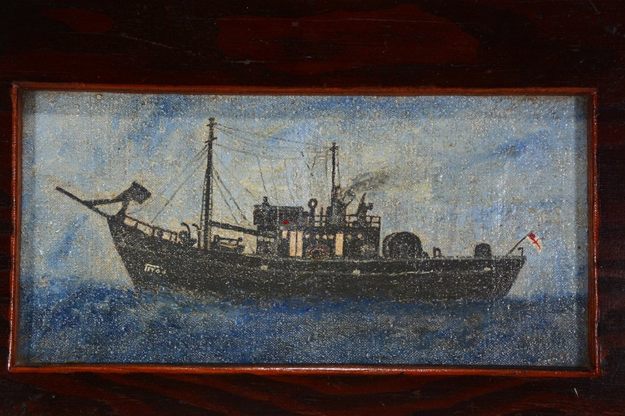 William O. Golding. Merchant Ship. - 2