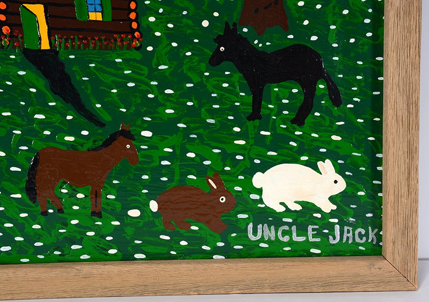 Uncle Jack Dey. Accupuncture Jack Ass Style. - 2