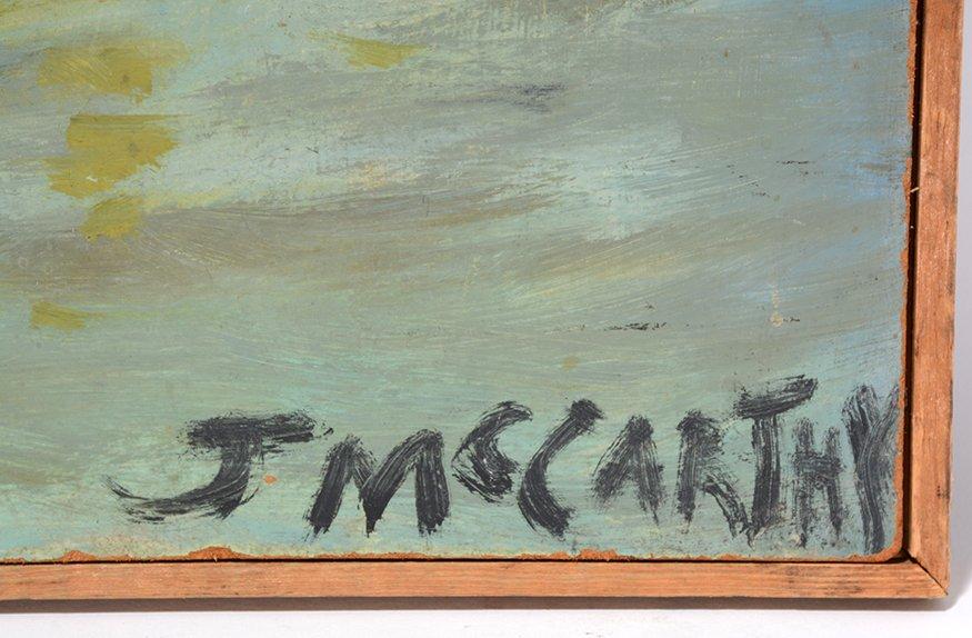 Justin McCarthy. Bethelem Steel. - 2