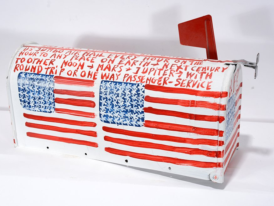 B.F. Perkins. Mailbox.