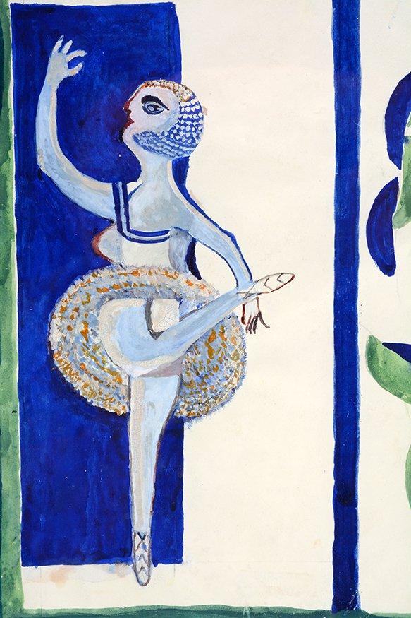 Victor Duena. Ballerina. - 4
