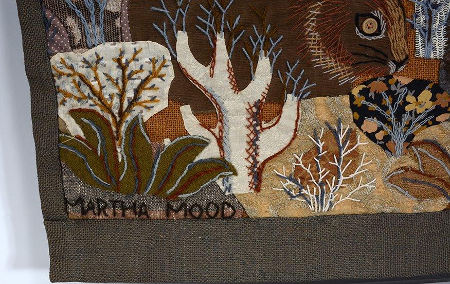 Martha Wood. Rabbit, Cat and Bird In Dessert Thread - 2
