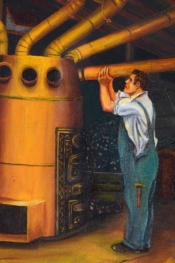 John Niro. The Furnace Installers. - 2