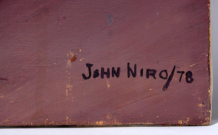 John Niro. Riveters Going To Work - 2
