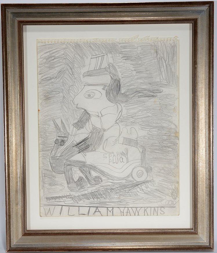 William Hawkins. Spark Plug. - 2
