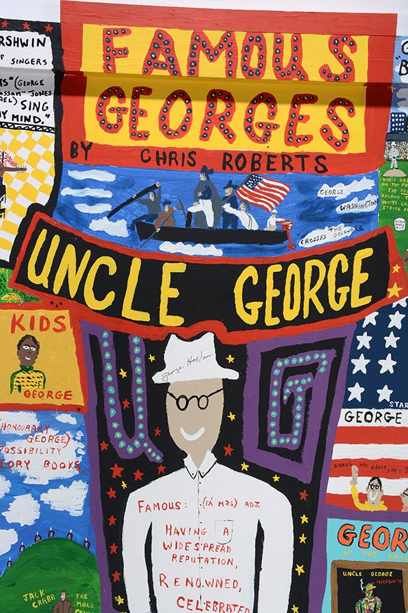 Chris Roberts. Everyone Needs An Uncle George. - 4