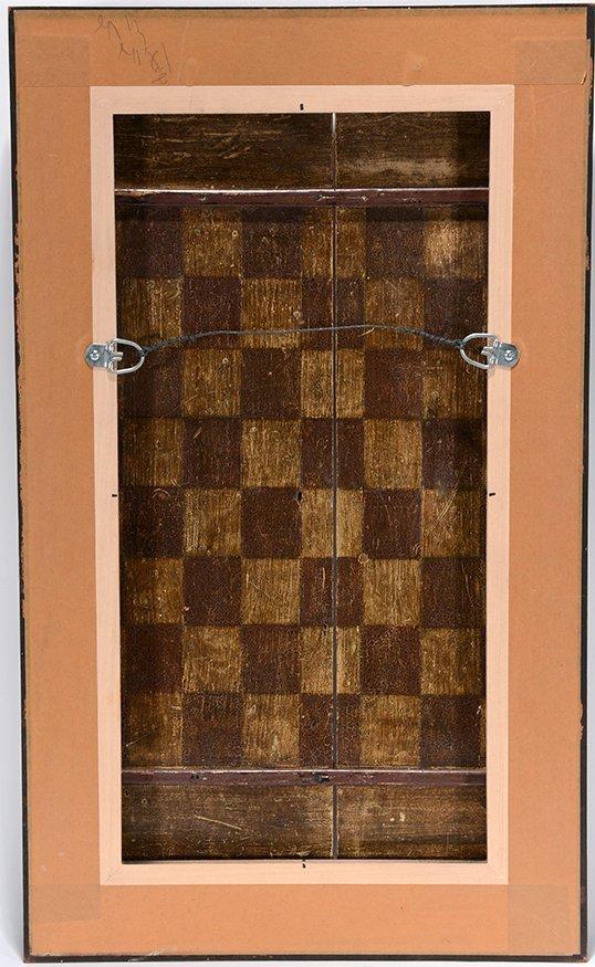 American Mills Gameboard, c. 1910-20. - 2