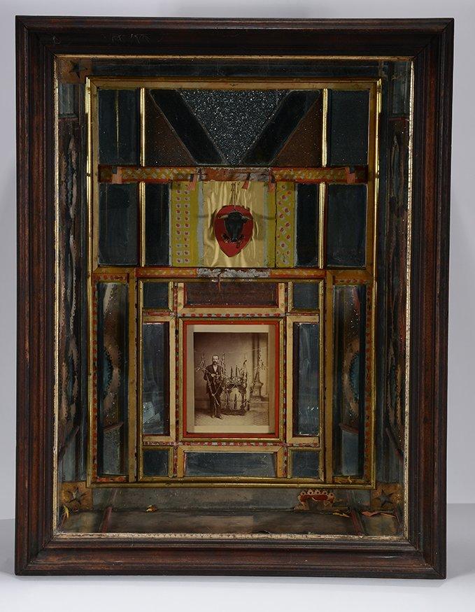 G.W. Knox. Curio Cabinet.